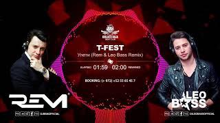 Download T-Fest - Улети (Rem & Leo Bass Remix) Mp3 and Videos