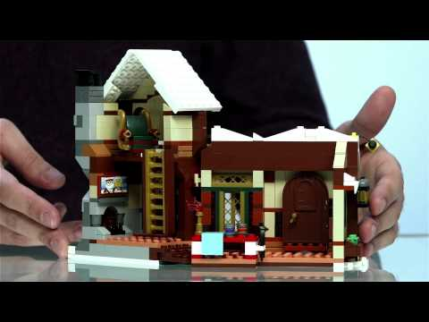 LEGO Creator New Santa's Workshop 10245 - Best Deals for Kids