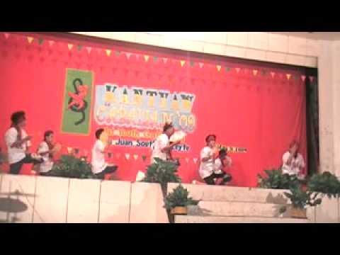 sense satisfaction - kantiaw sa Cabalian '09
