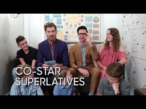 Co-Star Superlatives: Rhett & Link