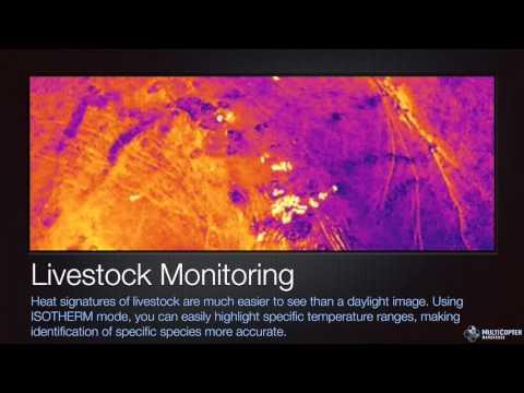 DJI Zenmuse XT FLIR Thermal Camera Overview