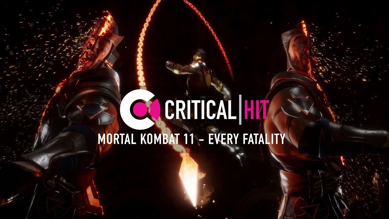 Mortal Kombat 11 – How to do every Fatality - Critical Hit
