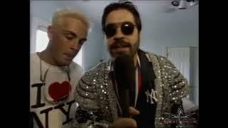 Vince Russo visits the Flair estate.