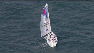 Sailing Elliott 6m WMR Gold Final - Australia v Spain Full Replay - London 2012 Olympics