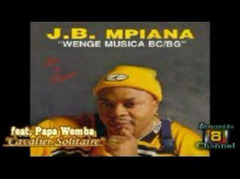 JB Mpiana feat. Papa Wemba- Cavalier Solitaire (Best Rumba)