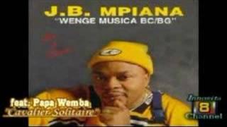 jb mpiana feat papa wemba cavalier solitaire best rumba