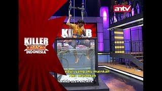 Setelah ketakutan, Abdul dapat kejutan dari Duta Sheila on 7! – Killer Karaoke Indonesia