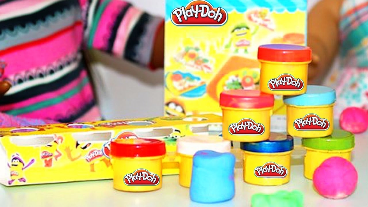 Diy American Girl Play Doh Youtube