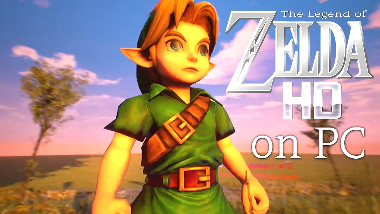 The Legend of Zelda HD Unreal Engine on PC  Download link   YouTube The Legend of Zelda HD Unreal Engine on PC  Download link