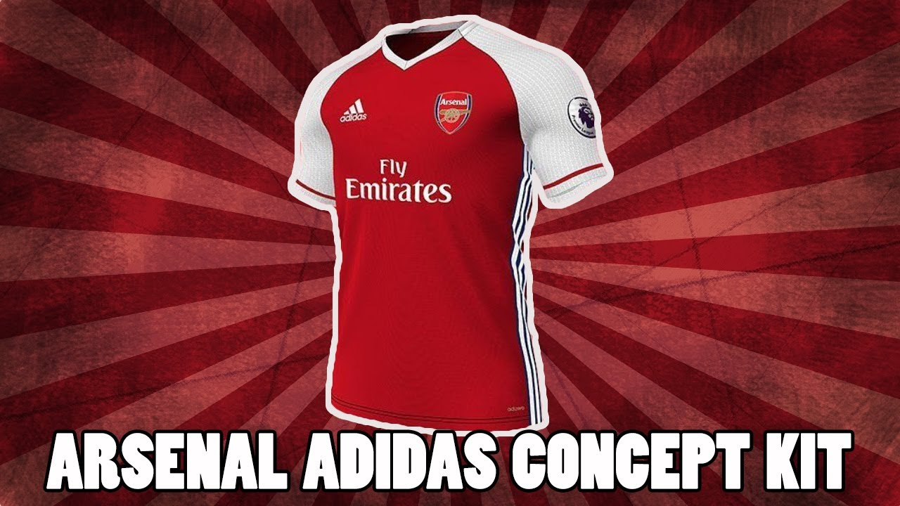 Arsenal Rumoured Adidas New Kit For 2018 19 Season  af5fa4c3949cb