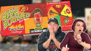 Beanboozled Fiery Five Challenge From Jelly Belly!