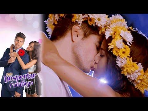 Escena final: ¡Maia y Pablo se casan! | Gran final de Amo Despertar contigo - Televisa