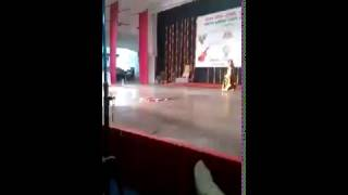 Best Ara Rara Ra Rajasthani Folk Stage Performance ever By Charu