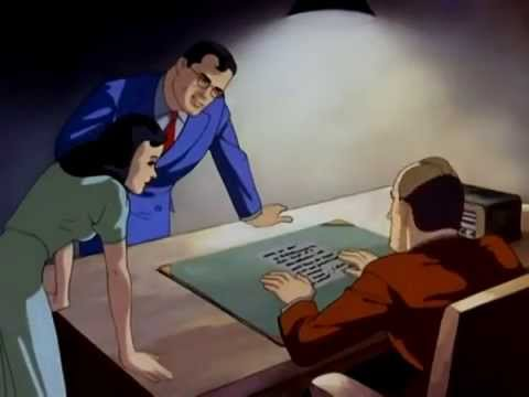 Superman (1940s Classic Cartoons) Pilot