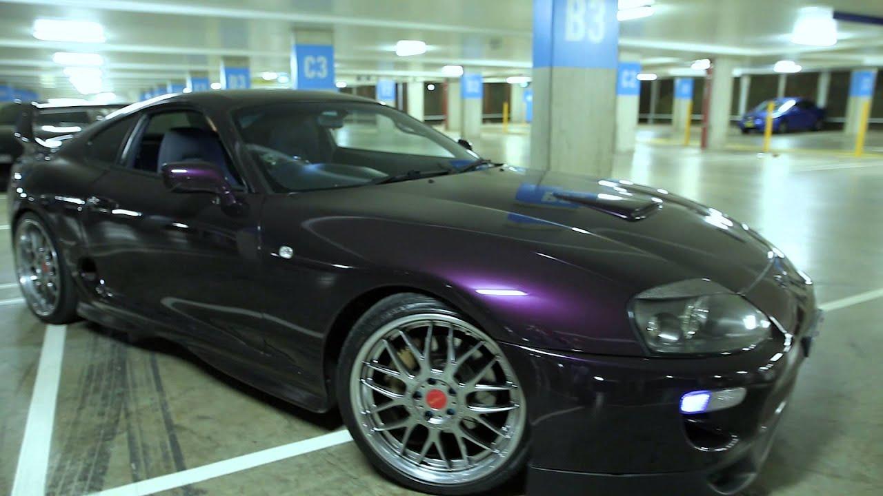 2015 Toyota Supra >> Toyota Supra - Midnight teaser - YouTube