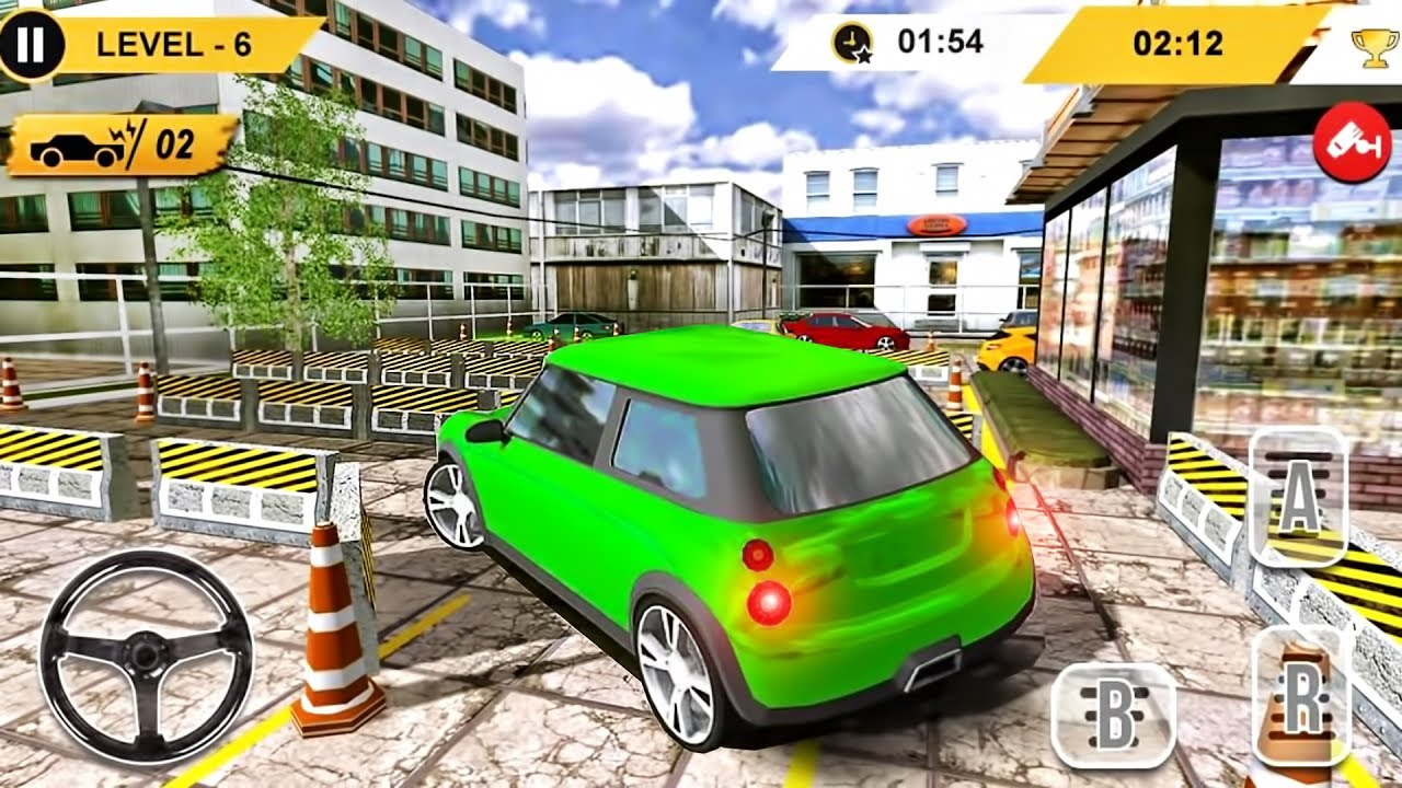 Car Parking Driving 2019 - Android GamePlay