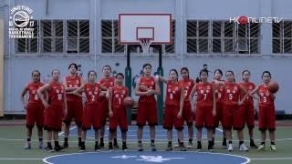 【Nike全港學界精英籃球賽2016-2017】中華基督教青