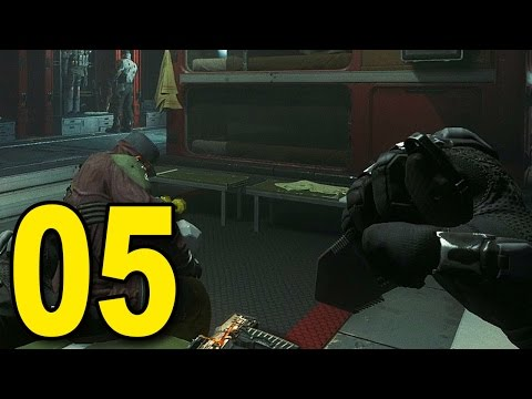 Infinite Warfare - Part 5 - Stealth Mission
