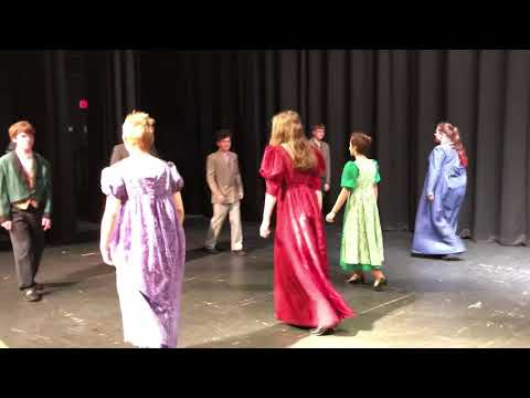 Westerville North High School 'A Christmas Carol' cast