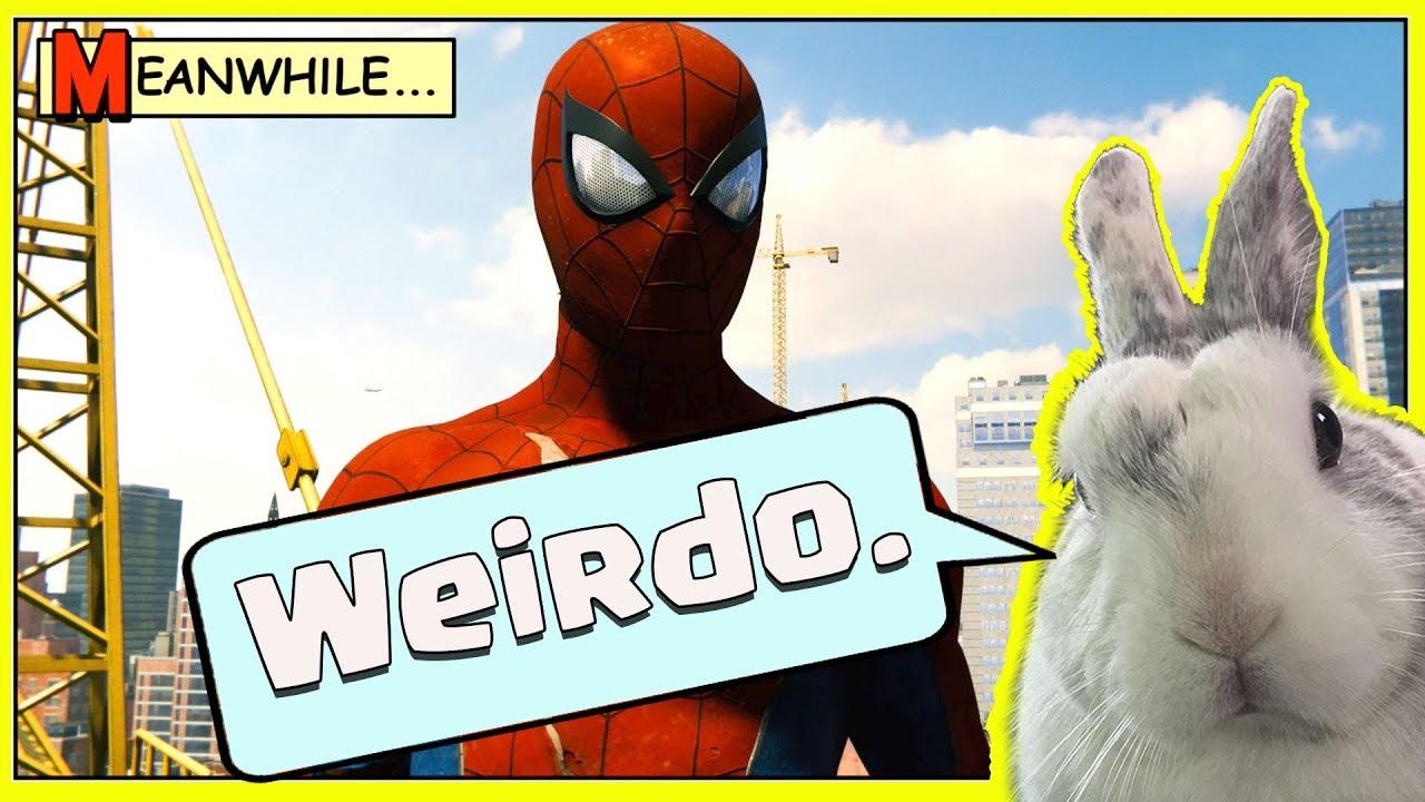 Marvel's SPIDER-MAN: MORE PUDDLES PLS (part 1!)