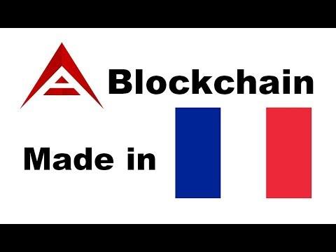 ARK 5.11$ Blockchain Made in France !!!