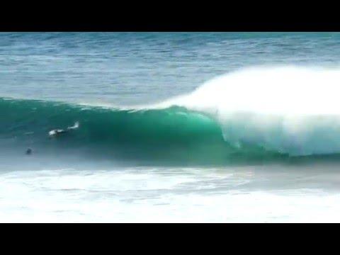 HUGE SURF - North Point Gracetown Western Australia