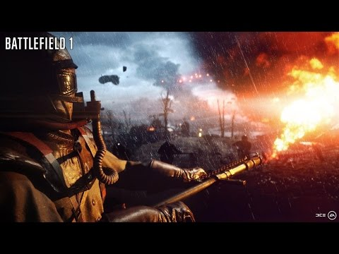 Battlefield 1 Multiplayer Live #6 | How Can I Leave This Game Alone !