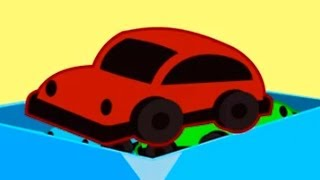 Машинки Убирай! мультфильм про чистоту. Детские песни.
