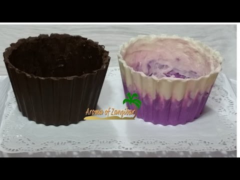 Case Mold For Giant Cupcake In English