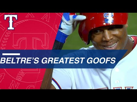 Beltre's Greatest Goofs