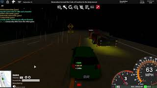 A TERRIBLE FIRE TRUCK DRIVER ( UD ROBLOX )