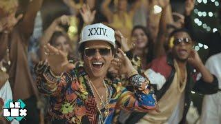 Video Bruno Mars - 24K Magic Dance Tutorial   Show Me The Moves download MP3, 3GP, MP4, WEBM, AVI, FLV Maret 2017