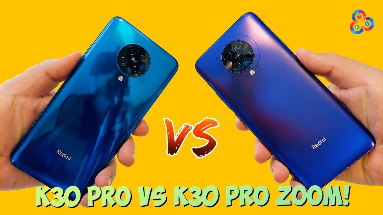 Redmi K30 Pro vs K30 Pro Zoom Edition - Is it really WORTH IT?