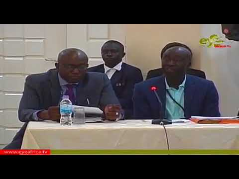 Gambia - Coverage Of The 118TH Sitting Of The Commission Of Inquiry