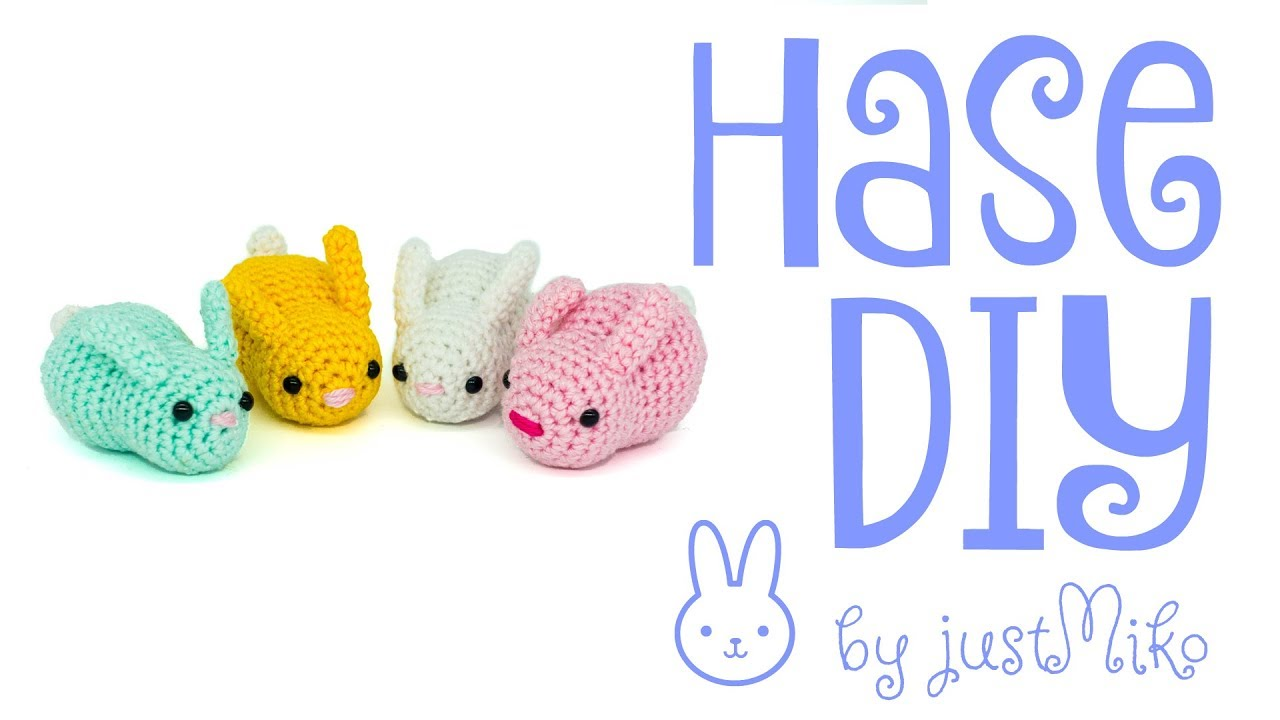 Hase Häkeln Do It Yourself Ostern Youtube