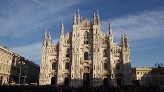 Duomo di Milano / Миланский собор / Milan Cathedral(7 января 2017 Авторы видео: Дмитрий Кулаков и Елена Кутерницкая Миланский собор (Duomo di Milano) построен из белого..., 2017-01-12T21:11:45.000Z)