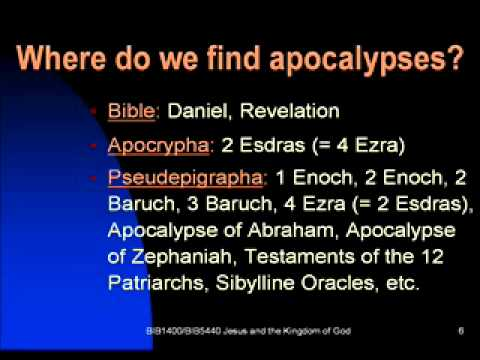 The apocalyptic literary context of zechariah 3 in the jewish bible