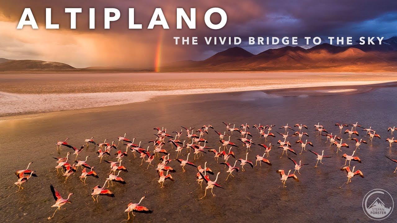 ALTIPLANO - THE VIVID BRIDGE TO THE SKY 4K