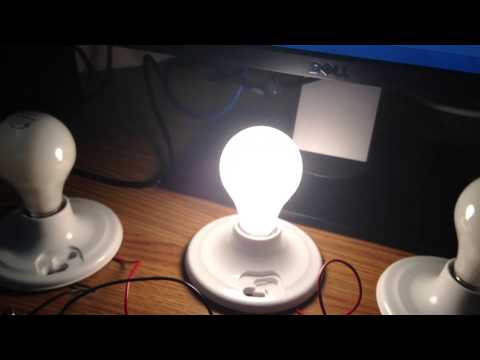 Control lights from iPad using Arduino and TouchOSC