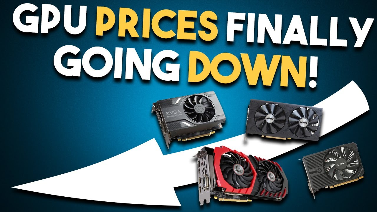cryptocurrency mining and gpu prices