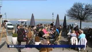 Le Printemps en Baie de Somme : forte affluence touristique
