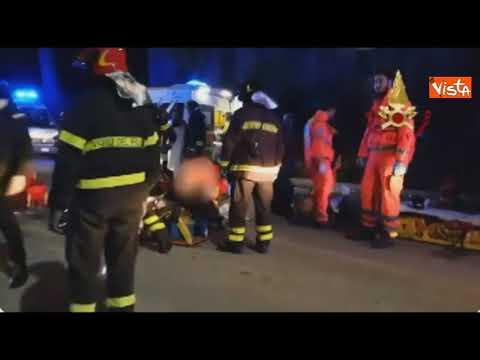 Panico a concerto in discoteca ad Ancona, 6 morti e 120 feriti