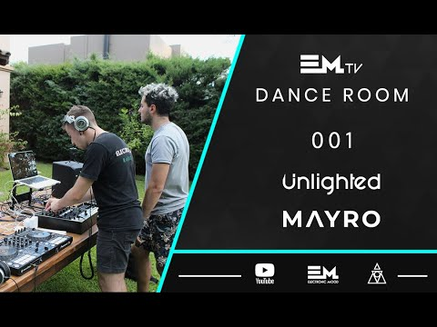 Electronic Mood Dance Room #EMDRLive001