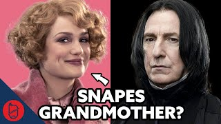 Queenie is Snape's Grandmother?! feat. Seamus Gorman [Harry Potter Theory]