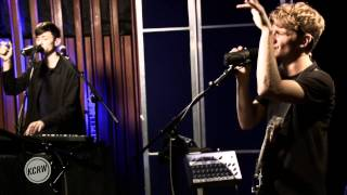 Glass Animals Performing 34 Pools 34 Live On Kcrw