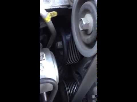 08 civic si whistling noise constantly