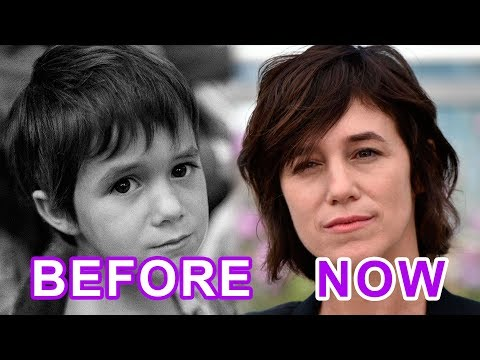 WOMAN and TIME: Charlotte Gainsbourg