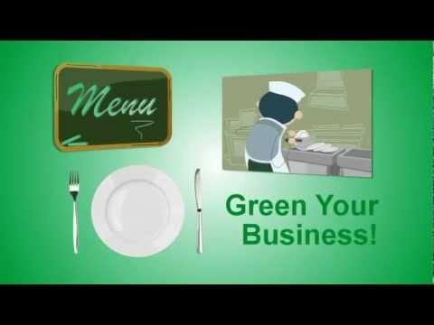 Green Your Business!  [1]  Water Conservation  Waste Minimization