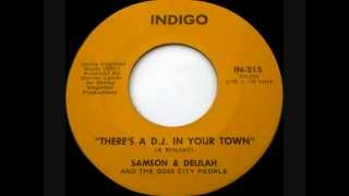 SAMSON & DELILAH AND THE BOSS CITY PEOPLE - There