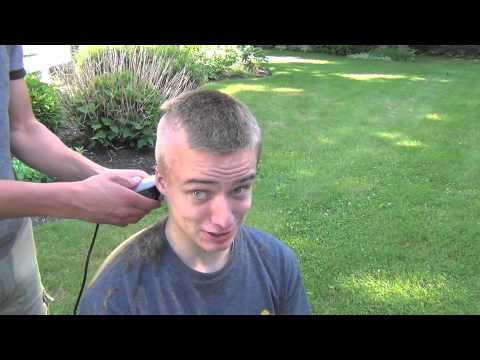 How To Give A Bad Mohawk Youtube